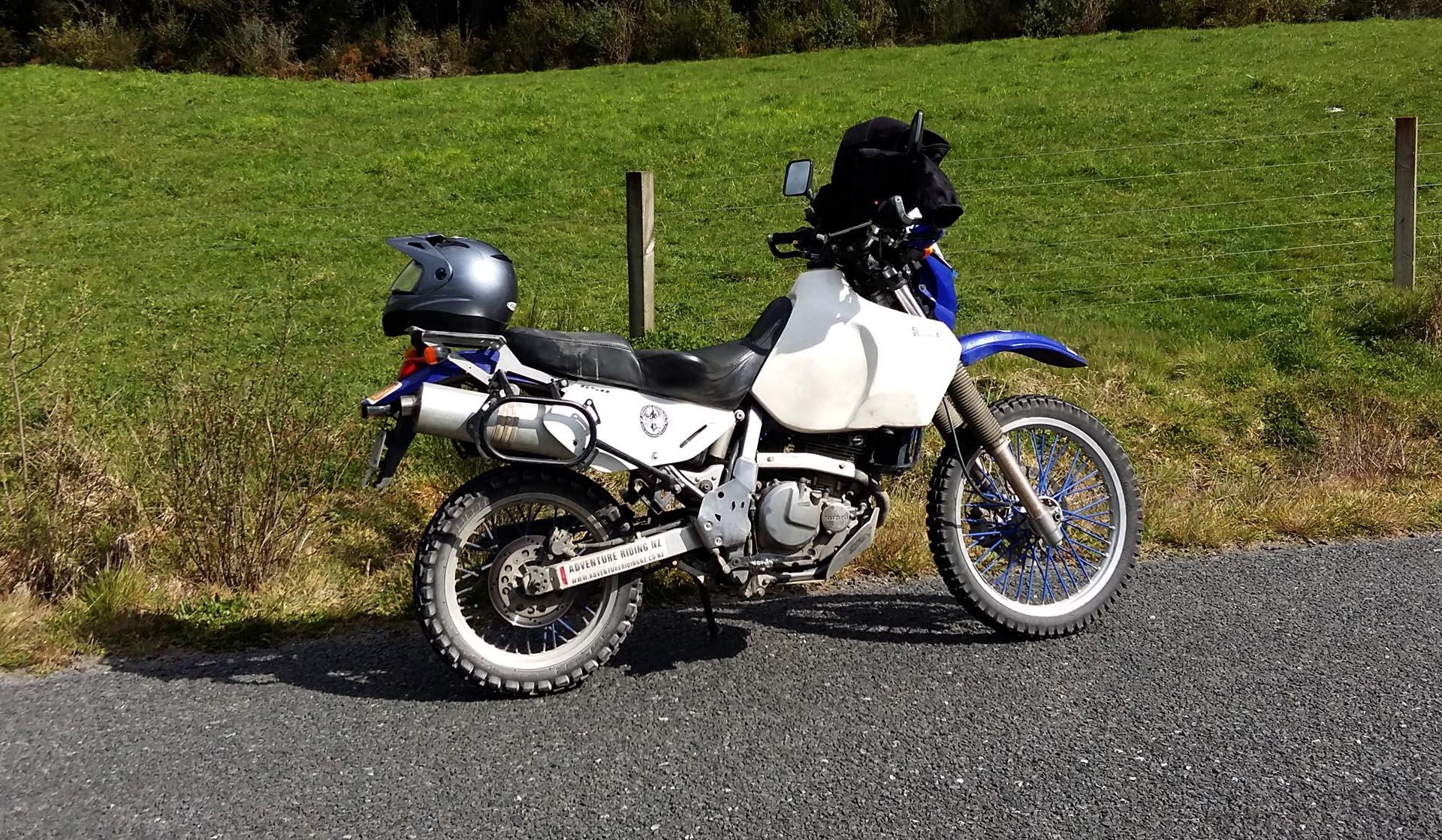 Topic: Suzuki DR650 NZ's top selling ADV bike, Royal Enfield Himalayan 2nd   Adventure Riding NZ