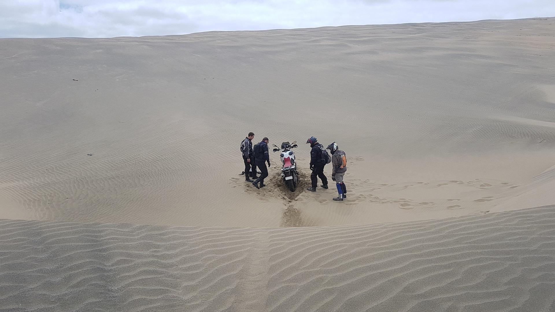 Dune Jumper