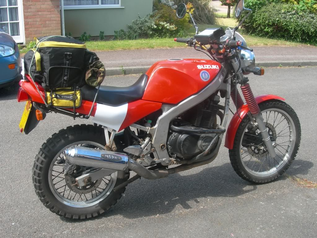 topic road bikes converted to adv scrambler off road adventure riding nz. Black Bedroom Furniture Sets. Home Design Ideas