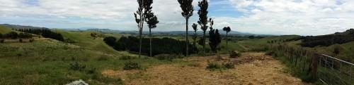 Views from Aotearoa Road
