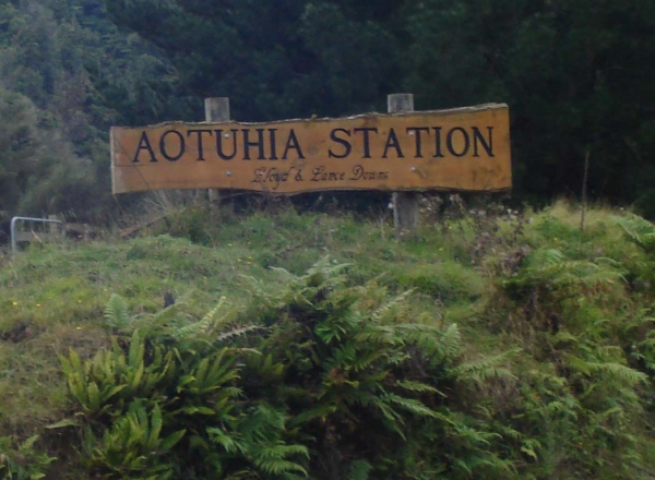 Aotuhia Station