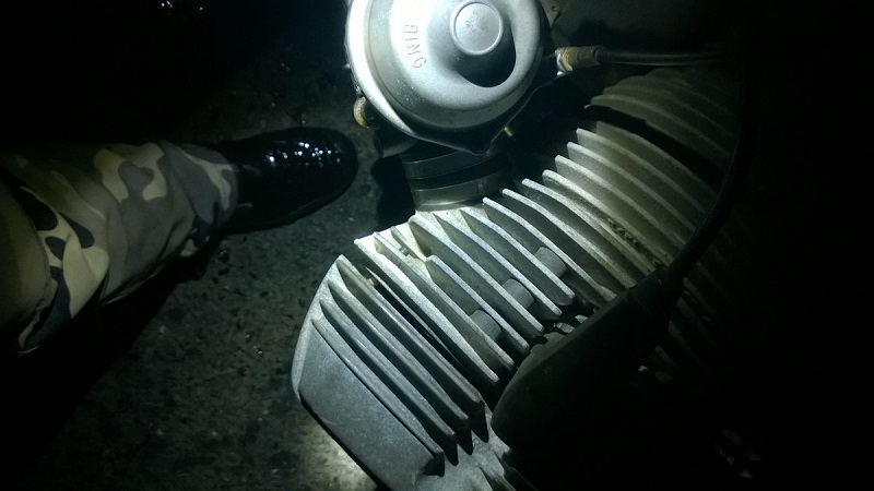 Topic: Eddie's BMW R80 / Velorex 562 build | | Adventure