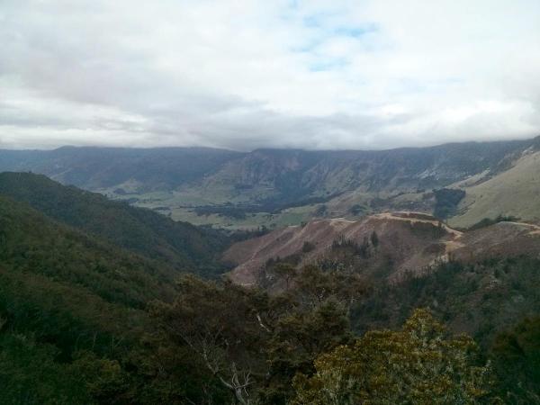 Barron Flat views