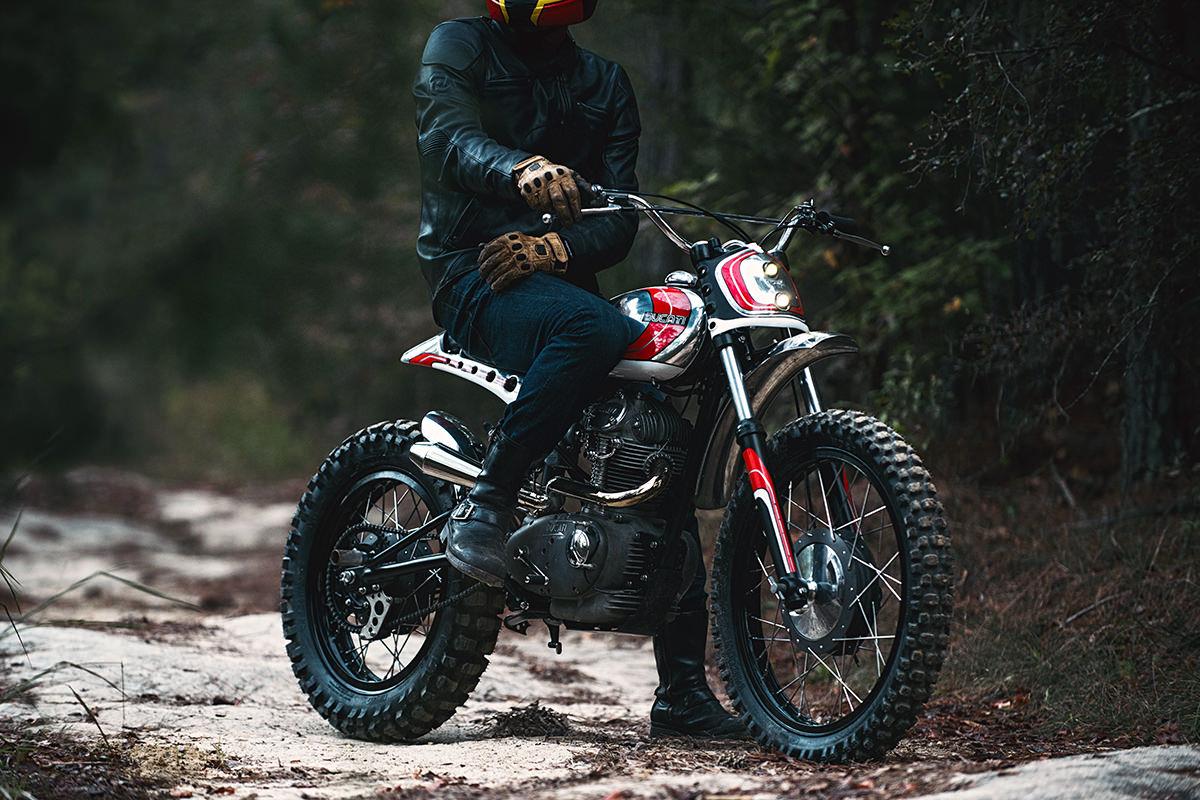 Ducati Scrambler Dirt Tracker