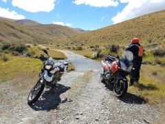 East Manuherikia Track – Little Omarama Saddle