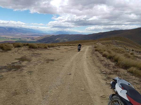 East Manuherikia Track