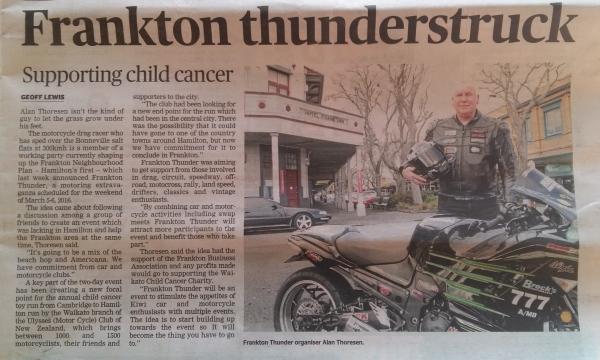Frankton Thunder