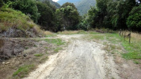 End of the right track - Graham Valley