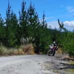 Rob on his Honda Africa Twin