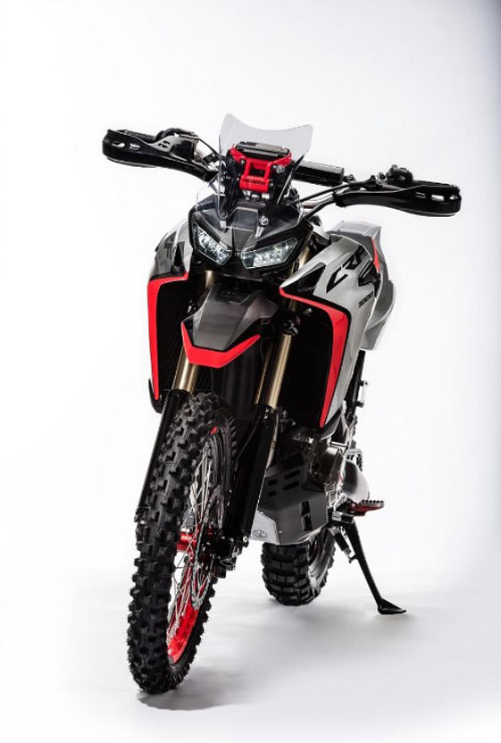 Topic honda africa twin crf1000 enduro sports concept for Concept home com