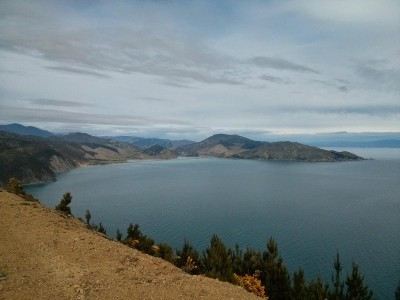 Hori Bay views