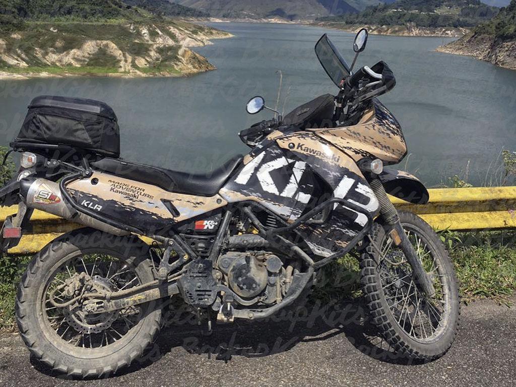 Kawasaki Klr  Kit