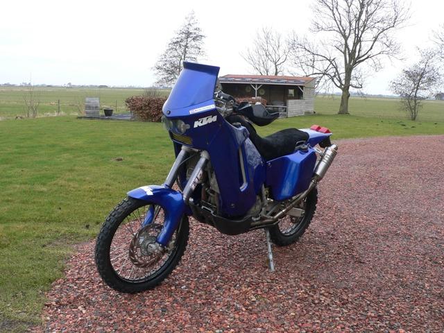 KTM660RR for sale