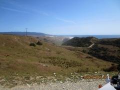 Views on the way to Kahurangi Point Lighthouse