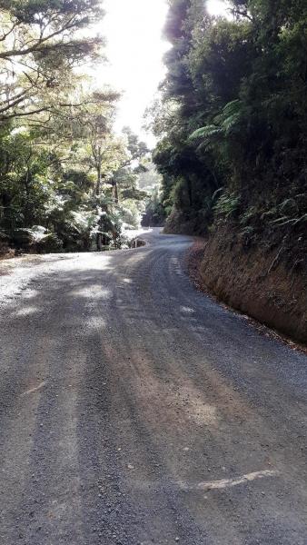 Kaiikanui-Webb Road
