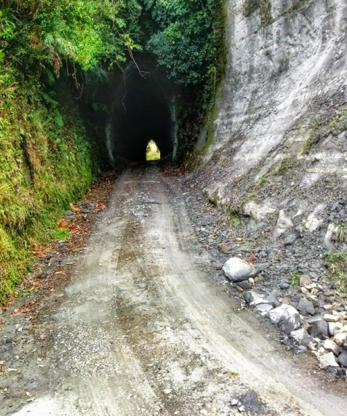 Kiwi Road tunnel