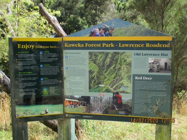Lawrence Road information