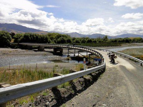 The bridge in Lees Valley