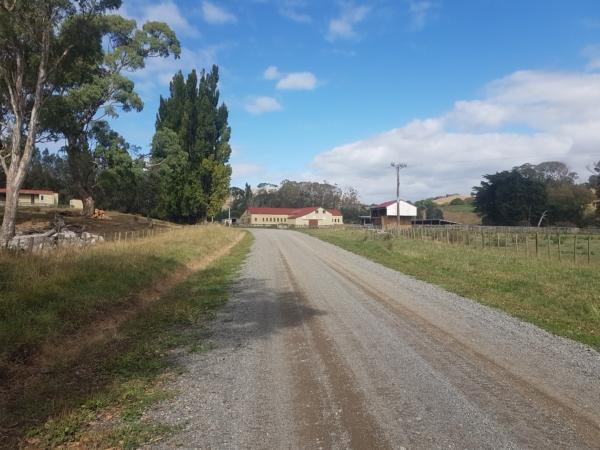 Mangakuri Clareinch Road