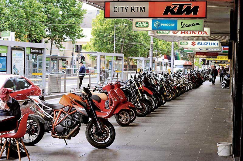 Biker dating in Melbourne