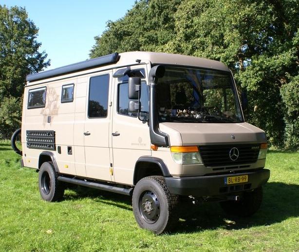 Mercedes 4wd van adventure riding nz for Mercedes benz 4wd van