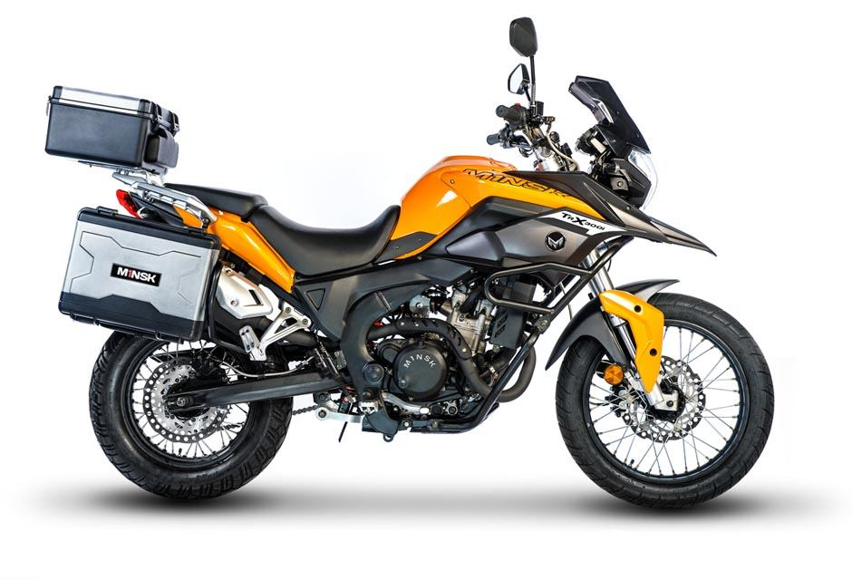 Topic New 300cc Adventure Bike From Zongshen