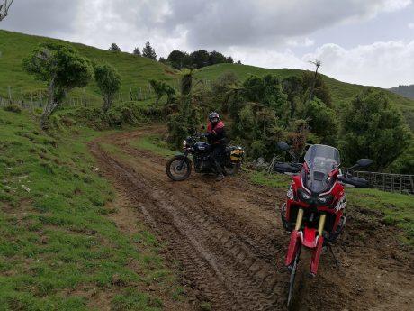 Moerangi Road