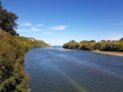 Crossing the Mohaka River
