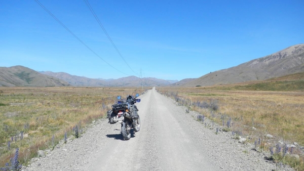 Long straights on the Molesworth