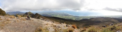 Views from the top of Mt Rochfort