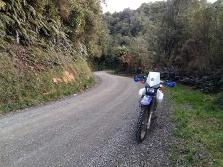 Old Kaimai Road