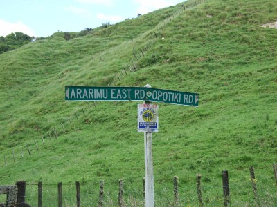 The road changes name, yet still stays the same