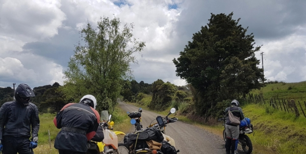 Paponga Road