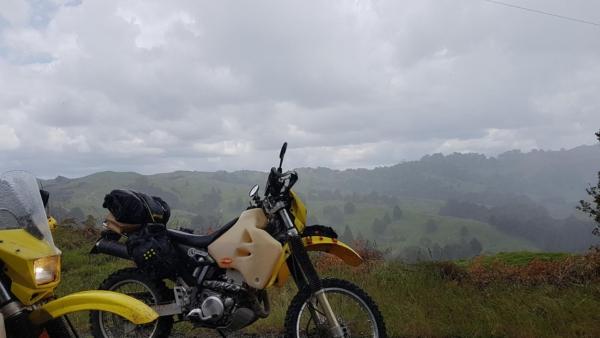 Views on Paponga Road