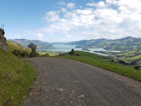 Great views from Pipers Valley Road
