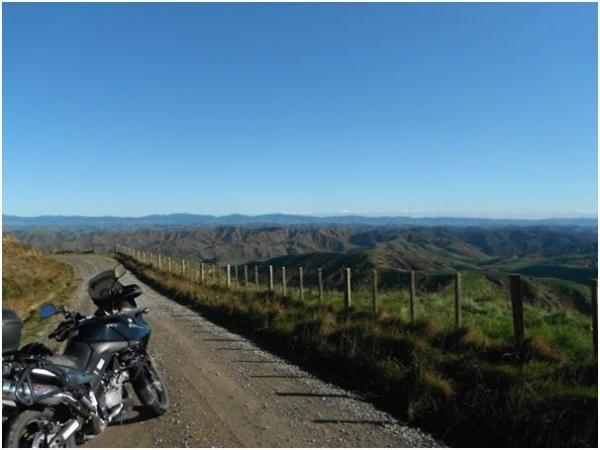 Views from Pori Road