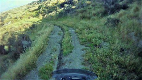 Ruts on Random Spur Road