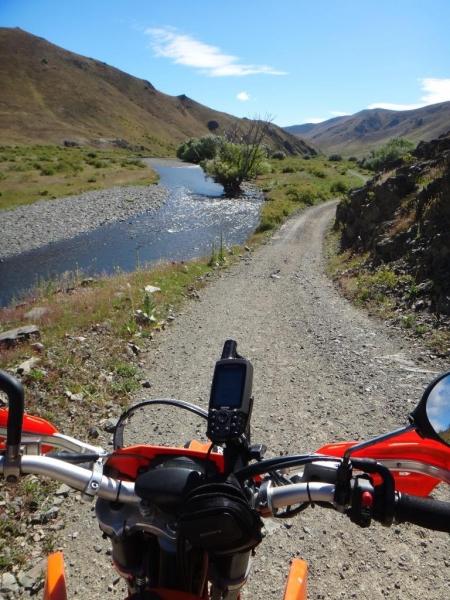 Following the Alma River