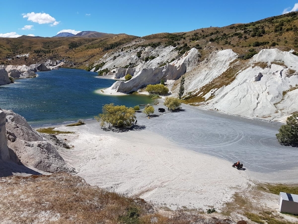 St Bathans is worth stopping at for a look.