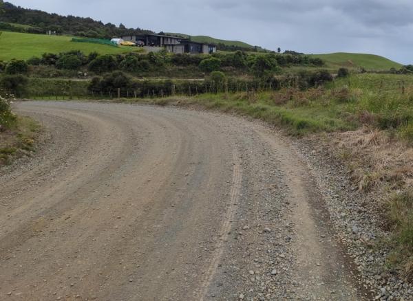 Te Hutewai Road