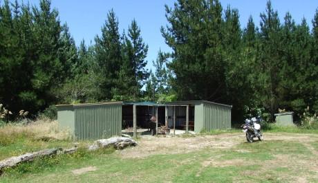 The Ngaroma 4wd Park camp