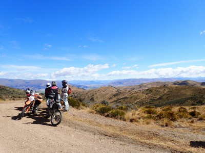 Great views on Thomsons Gorge Road
