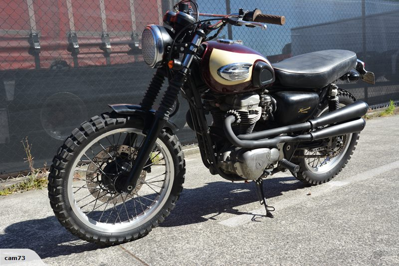 topic nice kawasaki w650 scrambler build on trade me adventure riding nz. Black Bedroom Furniture Sets. Home Design Ideas