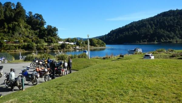 Lake Waikaremoana campground