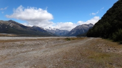 Waimakariri Valley Road