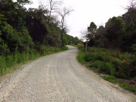 Waimate Valley - Hokoroa Road