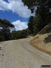 Spur Road gravel