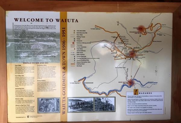 Doc info for Waiuta Historic Mine Site