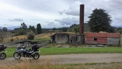 Waiuta Historic Mine Site