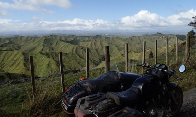 Views from Watershed and Tiriraukawa Roads